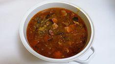Kapustnica Chili, Ethnic Recipes, Food, Chile, Essen, Meals, Chilis, Yemek, Eten