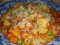 GUISO CARRERO. Ver receta: http://www.mis-recetas.org/recetas/show/7421-guiso-carrero