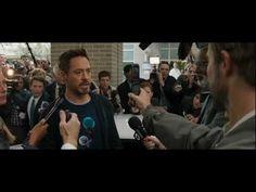 Marvel España | Iron Man 3 | Trailer Oficial | HD