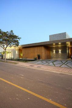 Residência CHR - Galeria de Imagens | Galeria da Arquitetura