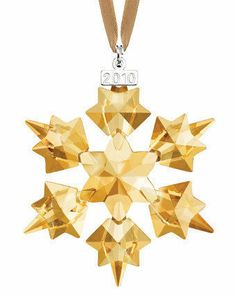 2010 Swarovski SCS Annual Edition Members Only Ornament