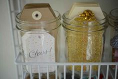 DIY: Gift Wrapping Station - for closet door