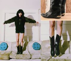 I'm goin' out west where they'll appreciate me (by Solestruck Shoes) http://lookbook.nu/look/3092309-I-m-goin-out-west-where-they-ll-appreciate-me