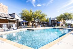 Unwind after a hard day's work in our refreshing swimming pool, grill under the stars in our outdoor kitchen, or take a short drive down Midkiff Road and enjoy some retail therapy at Midland Park Mall.