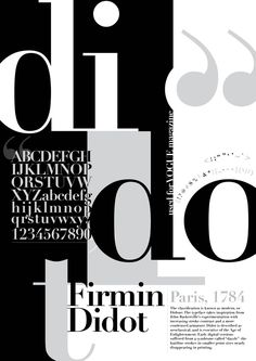well this semester i've got didot for my typography campus project, final assignment project. done in adobe indesign didot, this year Japanese Typography, Modern Typography, Typography Letters, Lettering, Typography Logo, Serif Typeface, Typo Poster, Poster Fonts, Typographic Poster