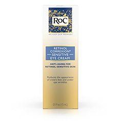 RoC Retinol Correxion Sensitive Eye Cream, .5 Oz