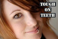 Oral piercings can be rough on teeth! They can lead to problems like fractured teeth numbness and receding gums. Make sure your teen knows the risks before she gets that piercing! - East Boston Dental Associates | Boston MA | http://ift.tt/2n7xFeR