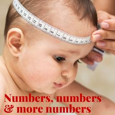 Numbers, numbers and more numbers. We're breaking down percentiles and what they mean for your child's health: