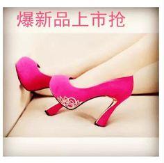 SL022-RR SIZE 35-39, HEELS-14 Wholesale Shoes, Pumps, Heels, Fashion, Heel, Moda, Fashion Styles, Pumps Heels, Pump Shoes