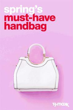 womens fashion for summer pom poms Beautiful Handbags, Beautiful Bags, Spring Bags, Brand Name Clothing, Cute Purses, Tj Maxx, Purses And Handbags, Travel Bags, Women's Accessories