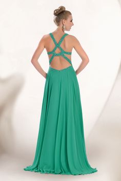 Beautiful back in Emerald green!