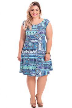 Vestido Lina Latest African Fashion Dresses, Women's Fashion Dresses, Casual Dresses, Summer Dresses, Vestidos Plus Size, Plus Size Dresses, Plus Size Outfits, Plus Size Womens Clothing, Plus Size Fashion