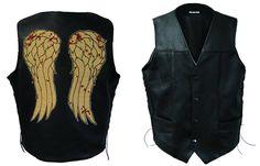 Walking Dead Daryl Dixon Winged Vest