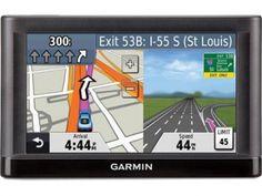 GPS Garmin NUVI 52LM en promo chez Auchan Luxembourg