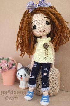 Amigurumidoll ♡ lovely doll