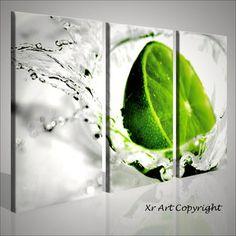 dettagli su quadri moderni cocktail composition stampe su tela ... - Quadri Per Cucina Moderna