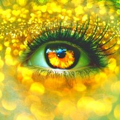 Intuition & Soul - That thing we call intuition? It's your soul. Spiritual Awakening, Spiritual Quotes, Spiritual Health, Intuition, Eye Art, Mellow Yellow, Color Yellow, Third Eye, Beautiful Eyes