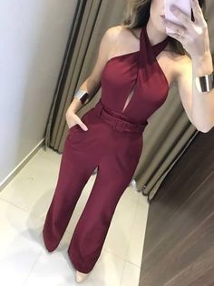 Biggest Trends In Women S Fashion Classy Outfits, Chic Outfits, Dress Outfits, Summer Outfits, Fashion Dresses, Mode Adidas, Mode Style, Jumpsuits For Women, Casual Chic