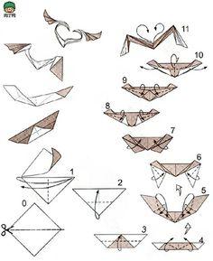 Origami - Heart