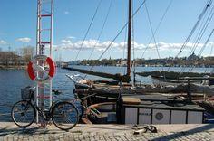 Stockholm. Golden Gate Bridge, Us Travel, Stockholm, Trips, Design, Traveling, Travel, Design Comics
