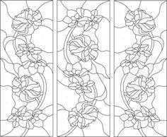 Картинки по запросу эскизы для витражей тиффани