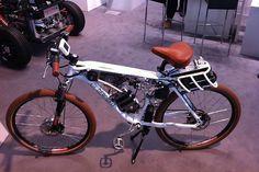 E-Bike variante mit Brennstoffzellen Batterie, Brennstoffzelle, Das Netz, Elektrorad, Gepäckträger, Karbon, Kleinserie, Pedelec, Sindh, Wasserstoff, Wasserstofftank