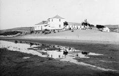 "Costa da Caparica - Colégio do Menino Jesus dito ""convento"" 1900"