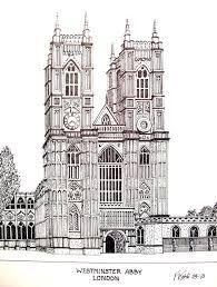 Resultado de imagem para pen and ink drawing surreal places