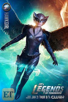 Legends of Tomorrow - Hawkgirl/Ciara Renee