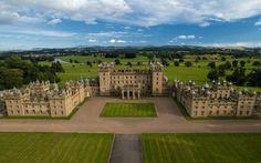 Great Estates: inside the largest inhabited castle in Scotland
