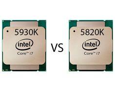 Core i7-5930K vs. Core i7-5820K - Analisi prestazionale creazione contenuti - Processori - Reviews : ocaholic