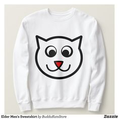 Elder Men's Sweatshirt - Outdoor Activity Long-Sleeve Sweatshirts By Talented Fashion & Graphic Designers - #sweatshirts #hoodies #mensfashion #apparel #shopping #bargain #sale #outfit #stylish #cool #graphicdesign #trendy #fashion #design #fashiondesign #designer #fashiondesigner #style