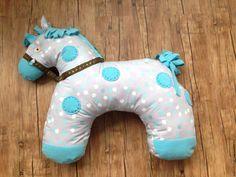 Купить игрушка - подушка ЛОШАДКА - комбинированный, подушка-лошадка, лошадка-подушка, подушка-игрушка