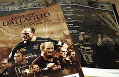 Lawrence Dallaglio testimonial programme
