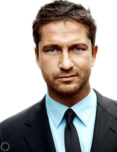 Gerard Butler, again, I know. ♥