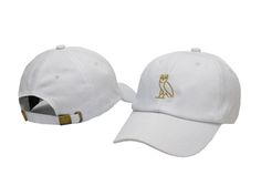 b730adc10c0 New Fashion Adjustable Brand Octobers Very Own Baseball Cap Gold Owl Denim  Snapback Fitted Hat OVO Drake Summer Sun Hat Hip Hop