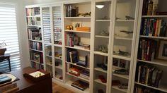 Billy Bookcase complete Shelving, Bookcase, Home Decor, Shelves, Decoration Home, Room Decor, Shelf, Interior Design, Home Interiors