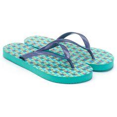 SO® Women's Zori Flip-Flops, Size: