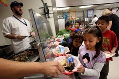 Utah schools find creative ways to promote healthy lunch