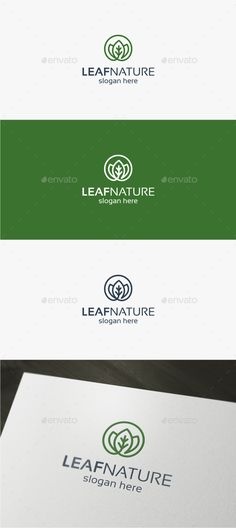 Buy Green House - Logo Template by trustha on GraphicRiver. Logo Template Features CMYK Color AI and EPS files Fully Editable Logo Easy to Change Color and Text Help File with D. Letterhead Template, Logo Design Template, Logo Templates, Dr Logo, Logo Ad, Logo Branding, Branding Design, Typography Logo, Ui Design
