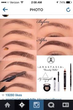 Want To Create The Perfect Brows