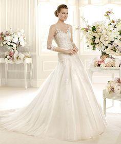 MONTANI » Wedding Dresses » 2013 Glamour Collection » La Sposa