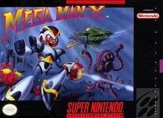 Mega Max X (SNES)
