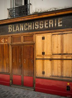 Blanchisserie | by Pixdar