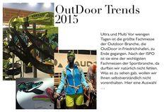 OutDoor Trends 2015 #outdoor #outdoormesse #outdoor2015 #friedrichshafen #outdoortrends #mountainequipment #arcteryx #odlo #vaude #blackdiamond #petzl #komperdell #leki #scarpa #maloja #vaude #primus #osprey #sporthausschuster
