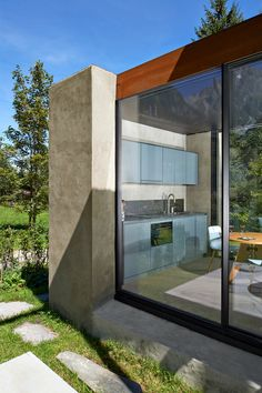 Hütte in Praz-de-Fort panoramah!® Lausanne, Bari, Home And Living, Shelter, Designer, My House, Living Spaces, Around The Worlds, Windows