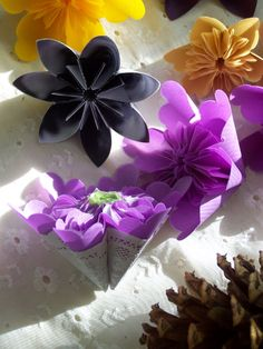 Kusudama Party Decor Grab Bag Lavender and by GracelinePaperStudio, $14.00