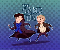 The game is on by cosmic-nerd-angel (25 jan 2014)
