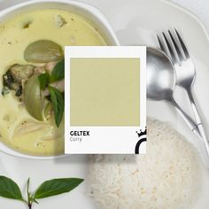 Curry, Colours, Curries