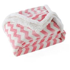 LALA + BASH 'Fifi' Throw ($39) ❤ liked on Polyvore featuring home, bed & bath, bedding, blankets, blanket, bedroom, home decor, pretty pink, modern bedding and pink throw